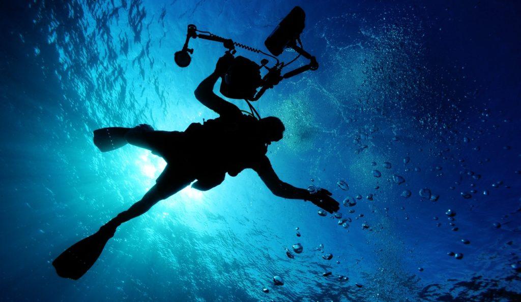 allagamento fotocamera subacquea