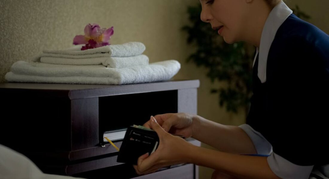 furti in albergo