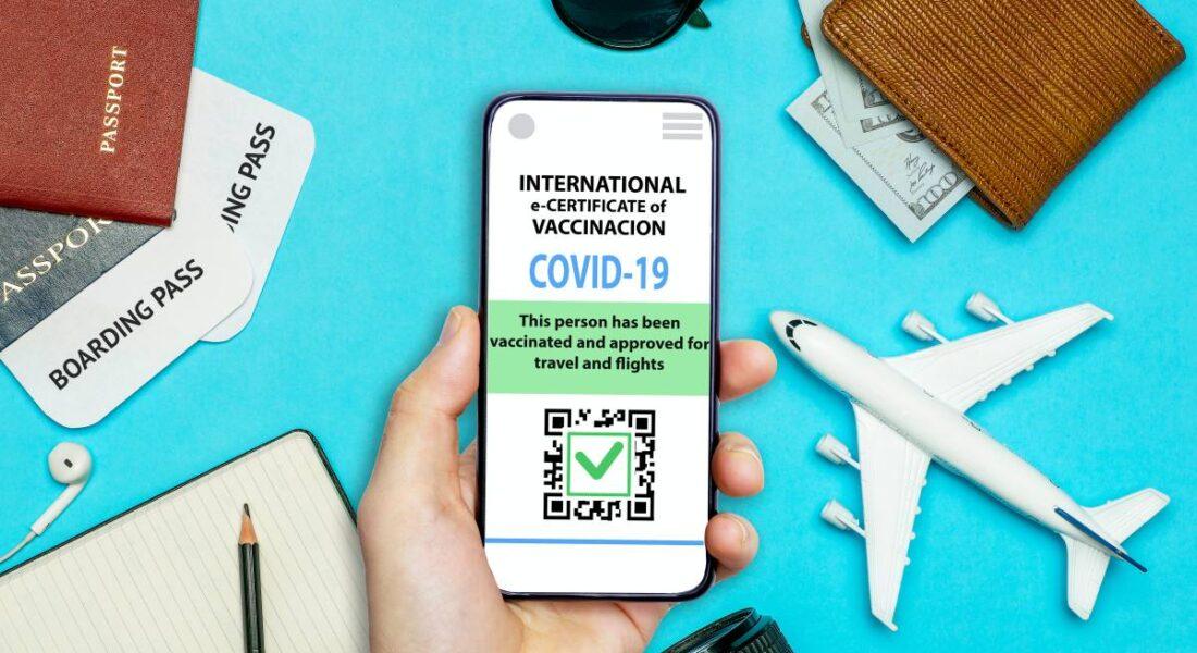 viaggi con passaporto vaccinale
